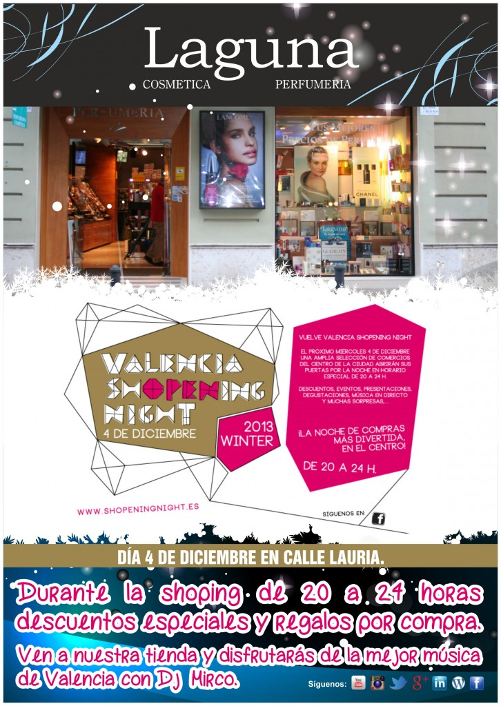 CARTEL VALENCIA SHOPENIN NIGHT redes sociales (2)
