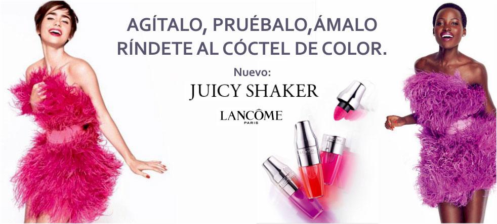 Juicy Shaker de Lancome