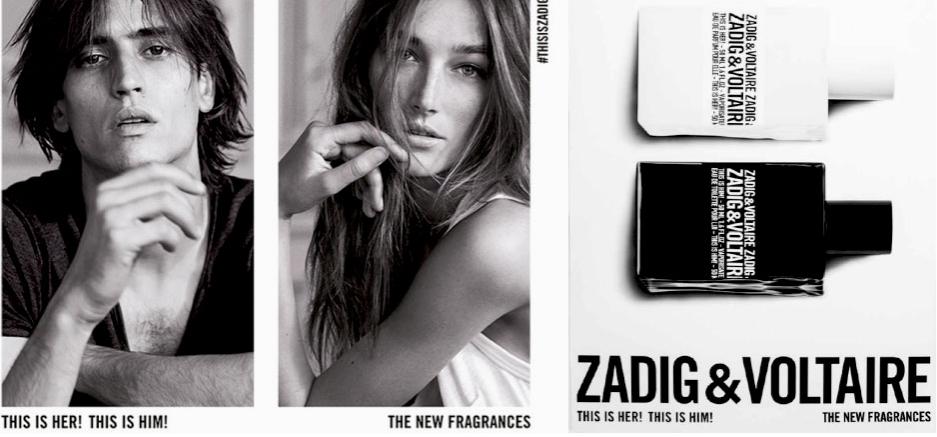 Sorteo perfume Zadig & Voltaire
