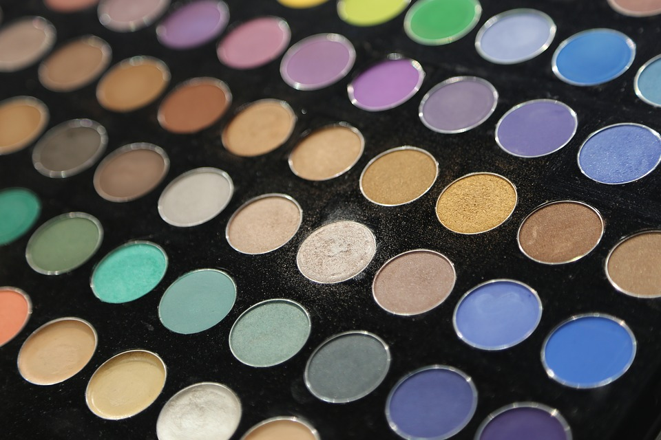 Colores cosmética
