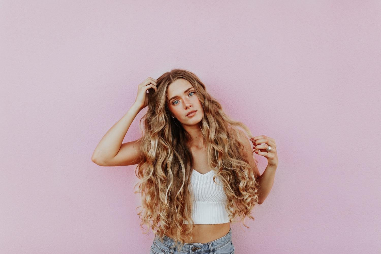 Champú según el cabello