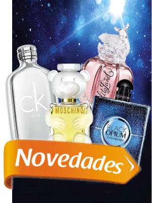 Novedades en Perfumes
