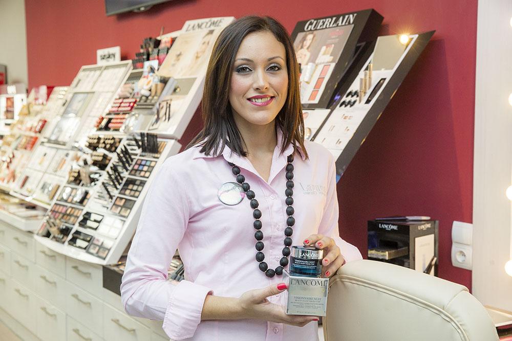 Perfumerías Laguna dispone de las últimas novedades en perfumería y cosmética.
