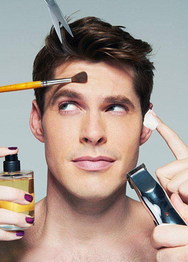 cosmética para hombres