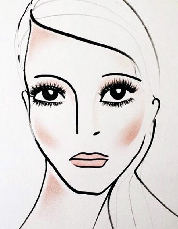 La técnica de aplicación. © Marc Jacobs Beauty