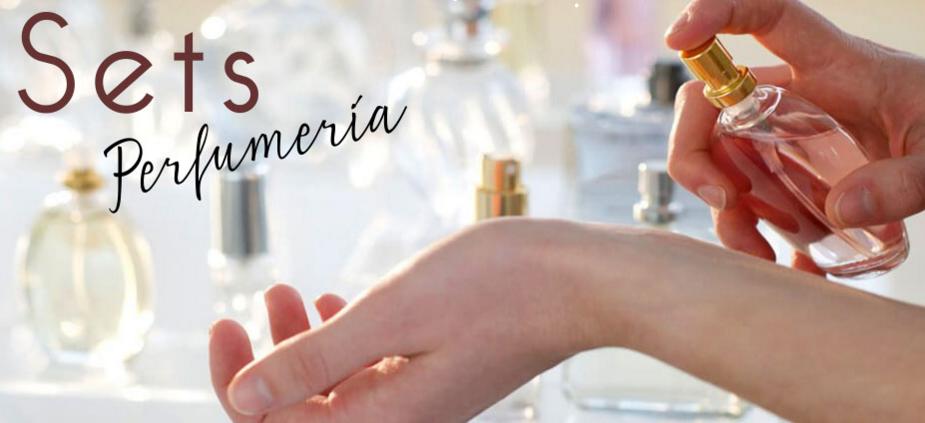 set de perfumes