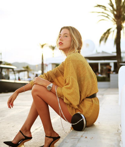 Instagram Carla Hinojosa