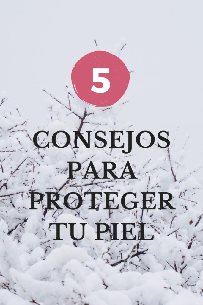 Cuida tu piel del frío con estos 5 consejos